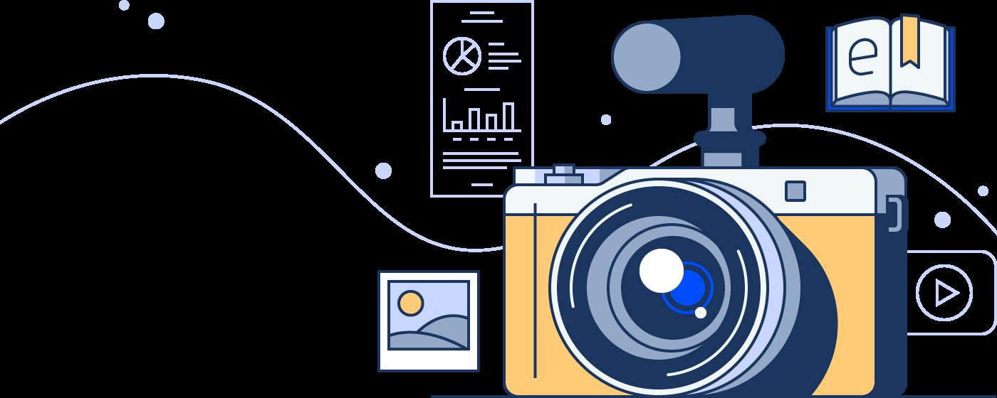 Multimedia Blogging Statistics