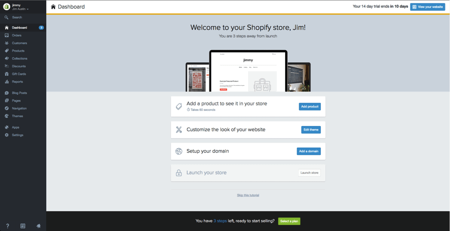 Beginner's Guide to Shopify Store (From Start to Finish ...