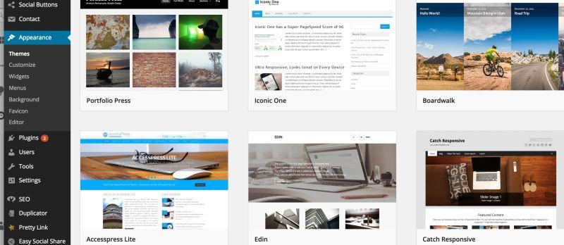 30+ Best Free WordPress Themes (Blog, Business & Portfolio)