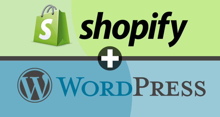 Image result for wordpress vs shopify