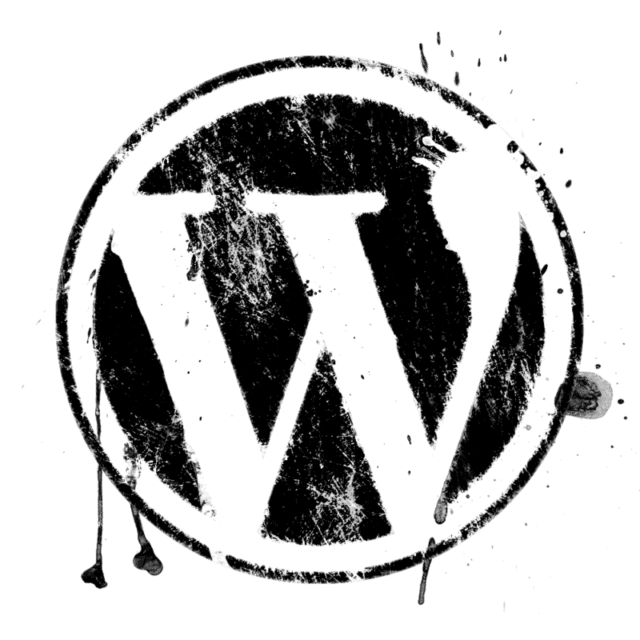 Starting a blog with WordPress