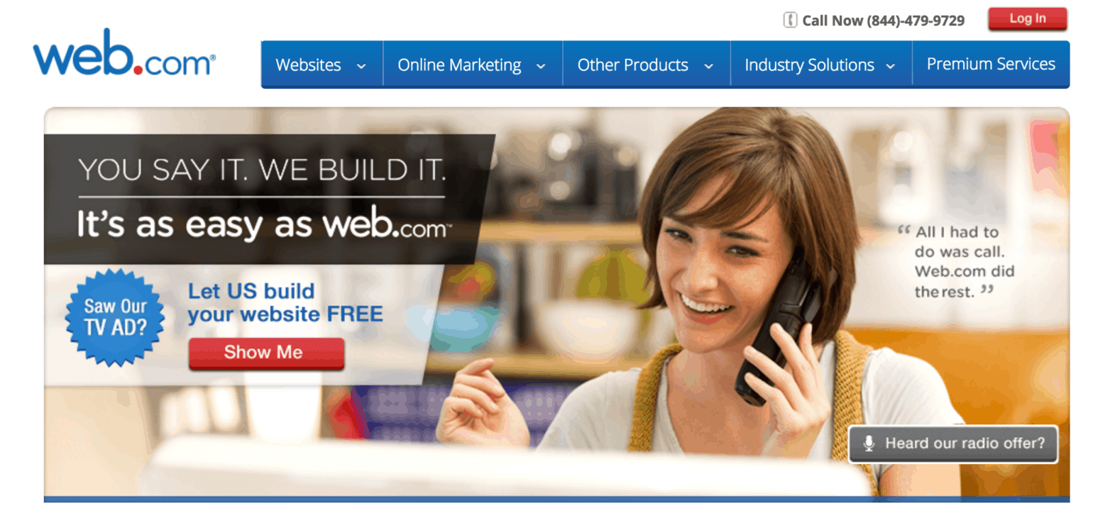 best website builders reviewed i bought and signed up website builder web com