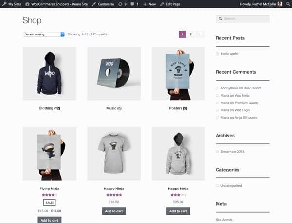 How to use woocommerce wordpress for online store for Product review template wordpress