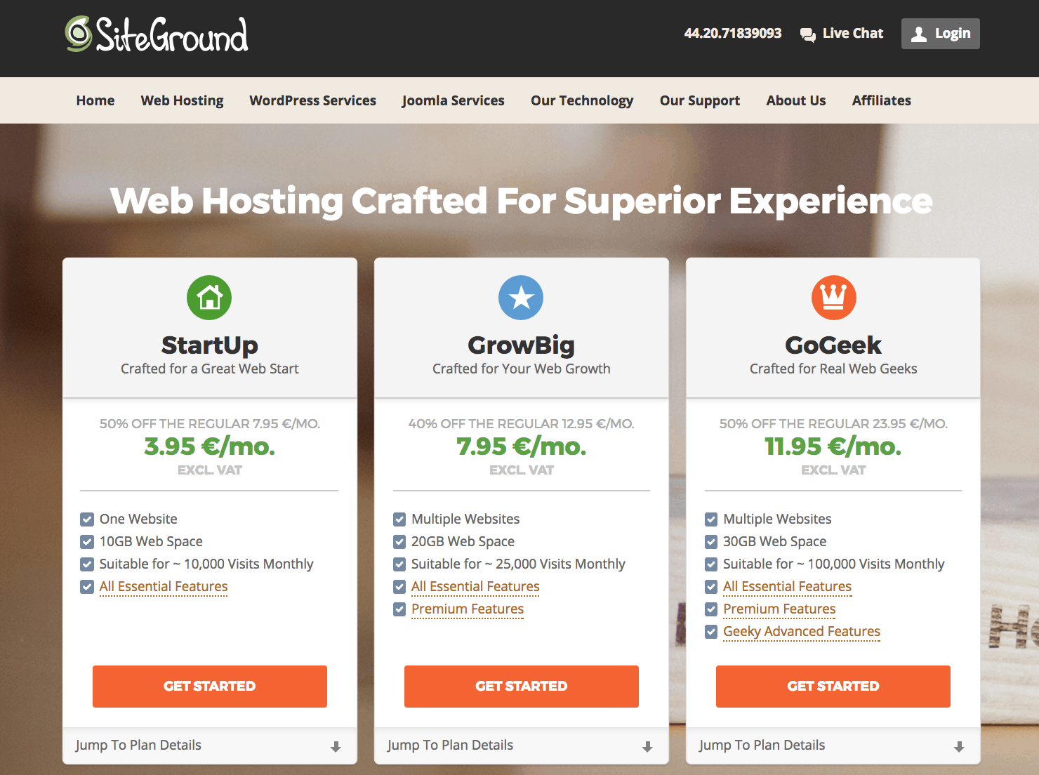 shared hosting discount offers