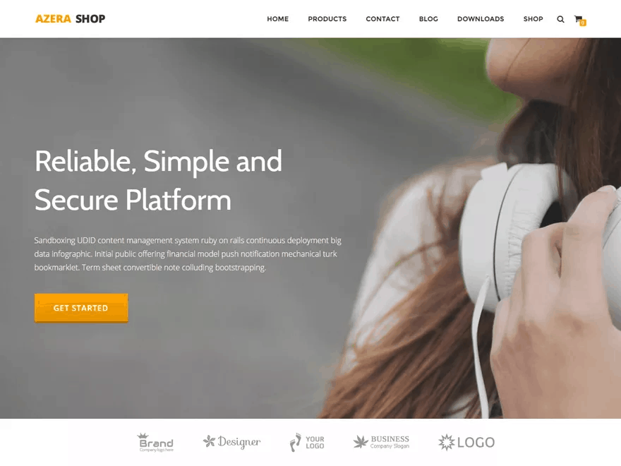 30 best free wordpress themes blog business portfolio