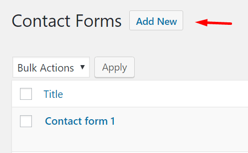 How to Add a Contact Form to Your WordPress WebsiteBlog – Contact Form