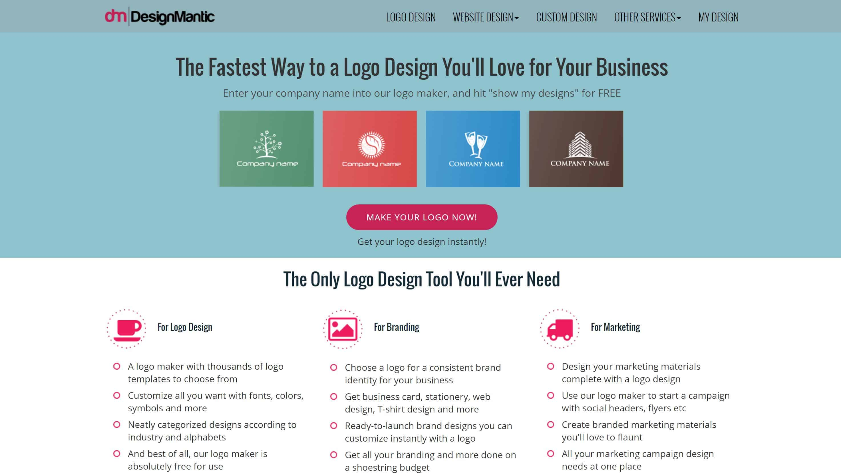 15 Best FREE Online Logo Makers & Generators - WebsiteSetup.org