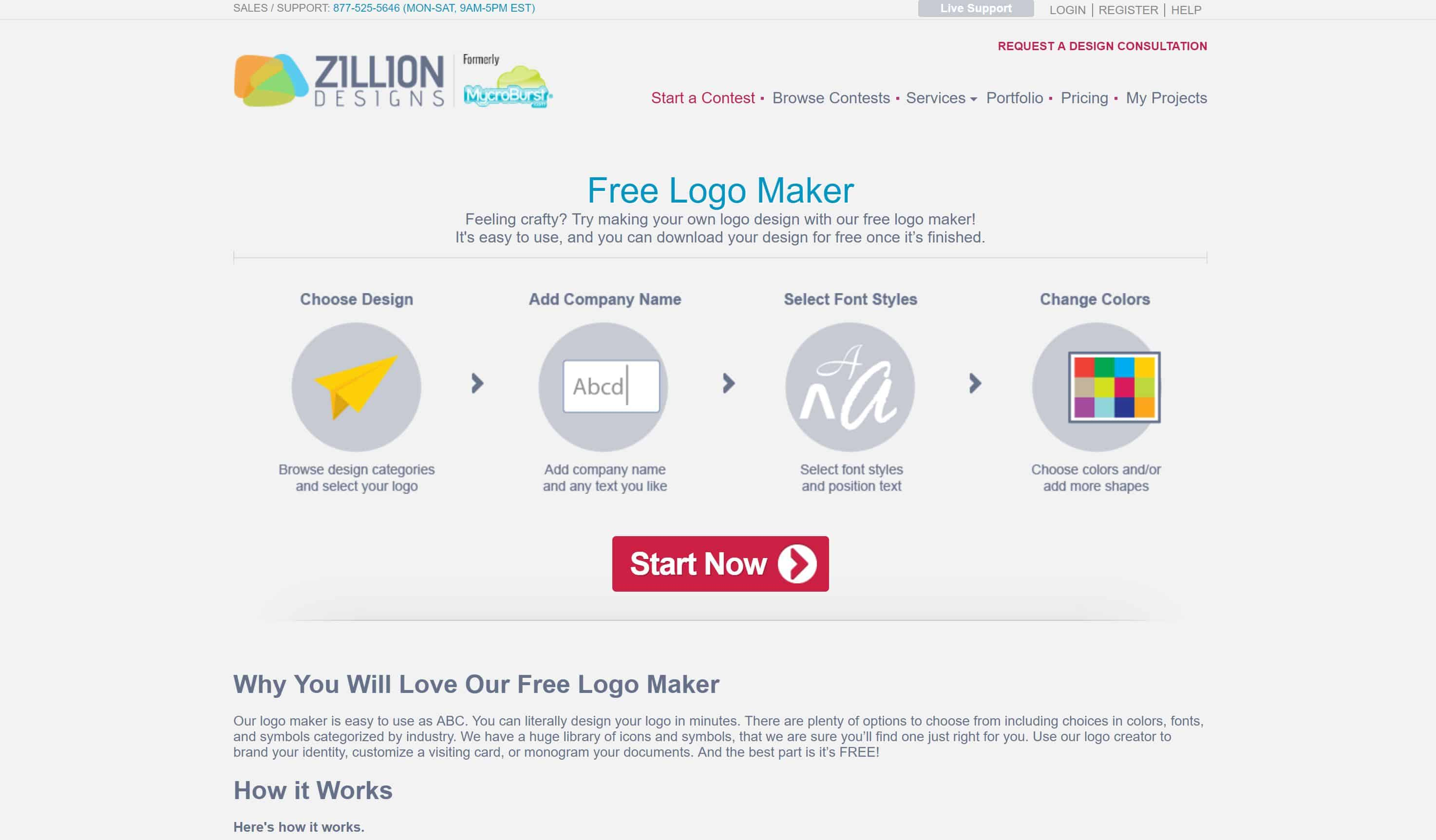 Logo Free Design | 15 Best Free Online Logo Makers Generators Websitesetup Org