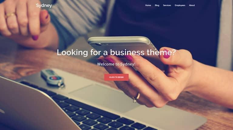 Sydney Sydney-Business-Them