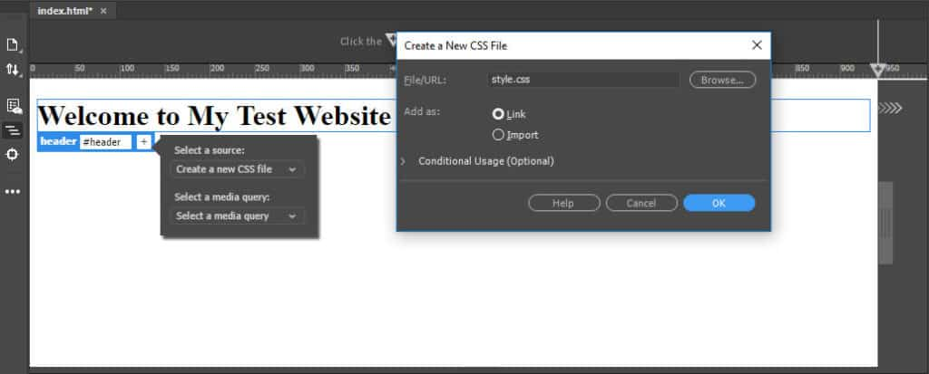 Simple Dreamweaver Tutorial: How to Make a Webpage (Step By Step)