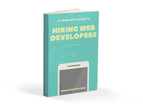 a complete guide to hiring web developers - hire a web developer