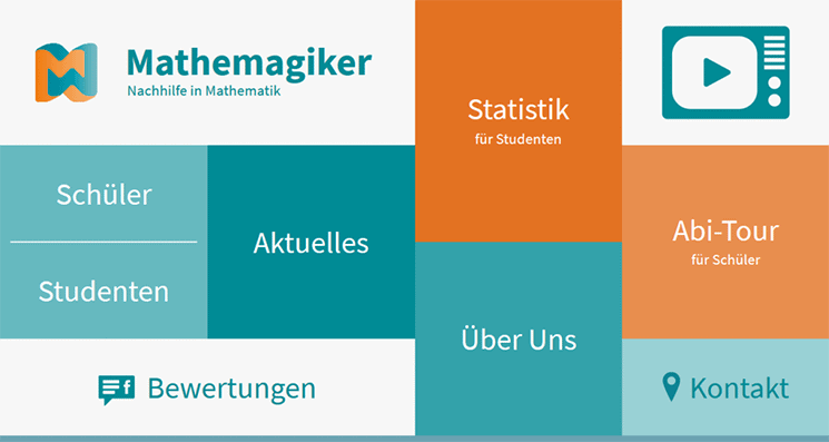 Mathemagiker frontpage
