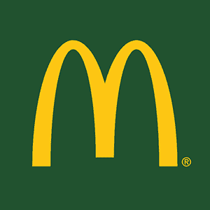 McDonalds green and gold logo