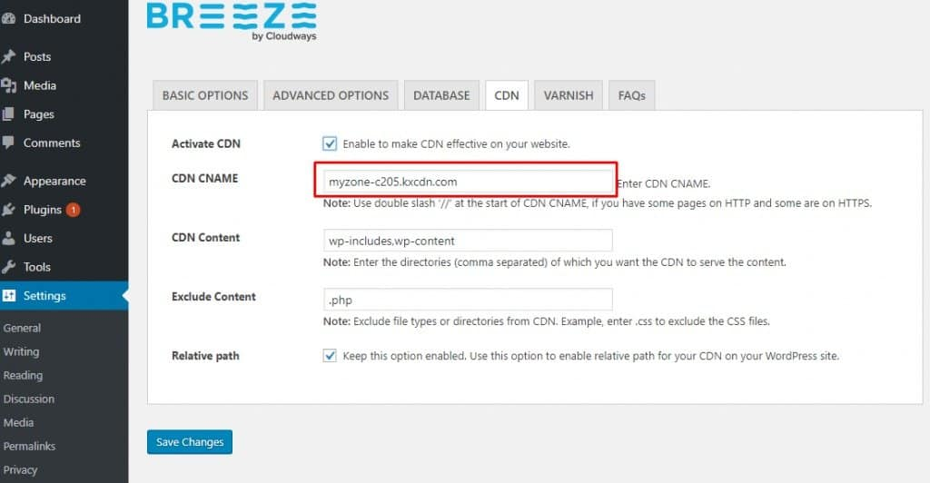 Wordpress Cdn 4 Ways To Add Cdn To Wordpress Website