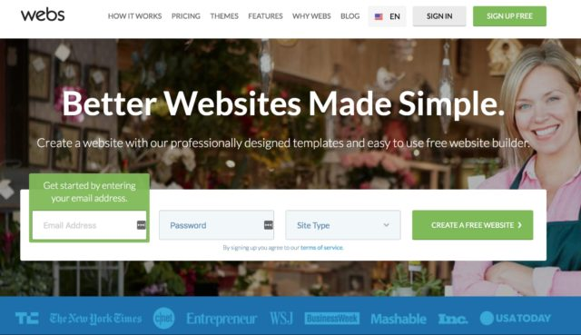10 Best Website Builders Easy To Use Flexible 2019 Review
