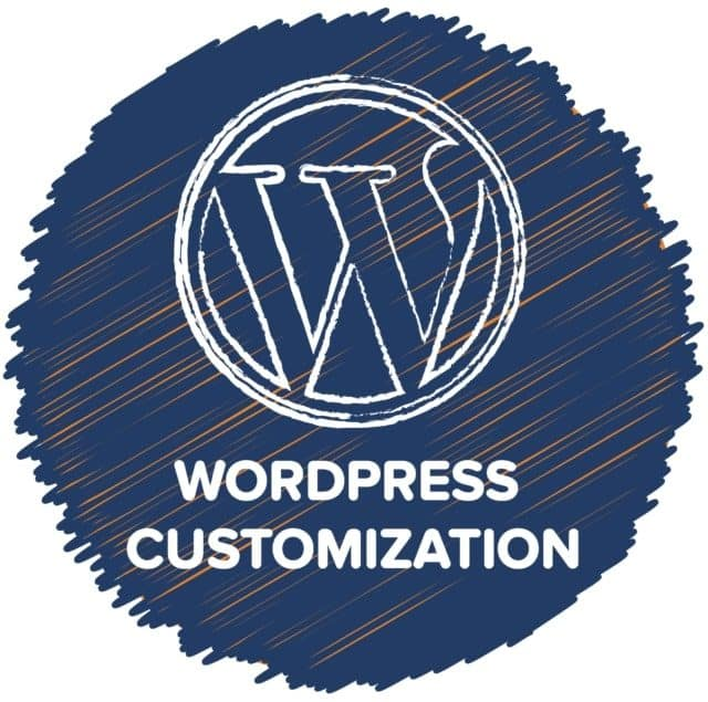 Customizing WordPress