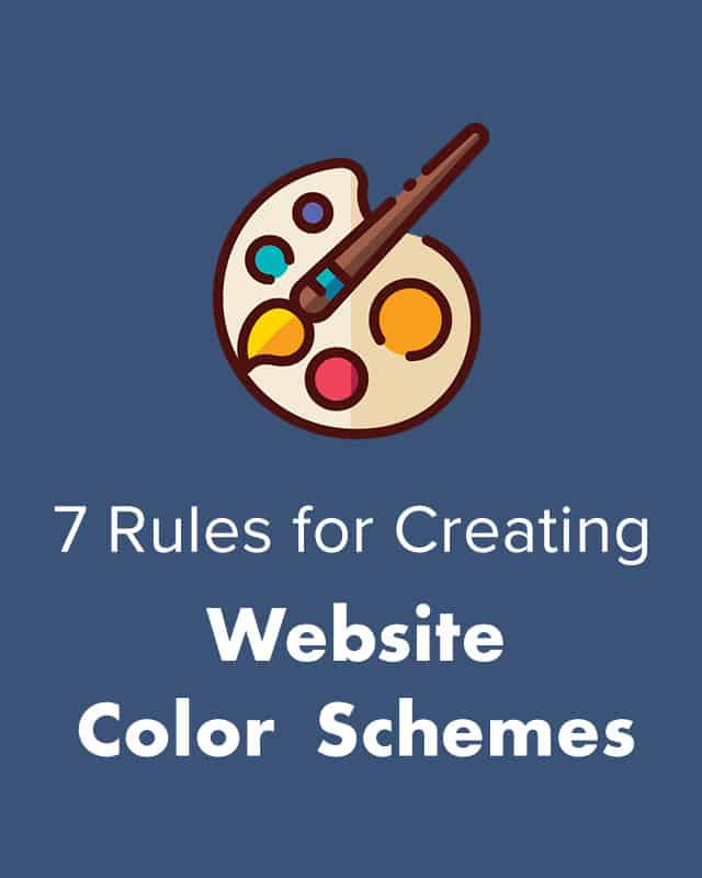 How To Choose Website Colour Schemes 20 Examples Websitesetup Org