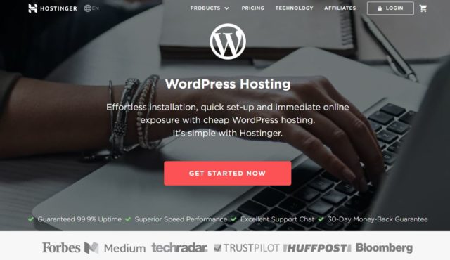 10 Best WordPress Hosting 2020: Uptime, Load Time and Cost...