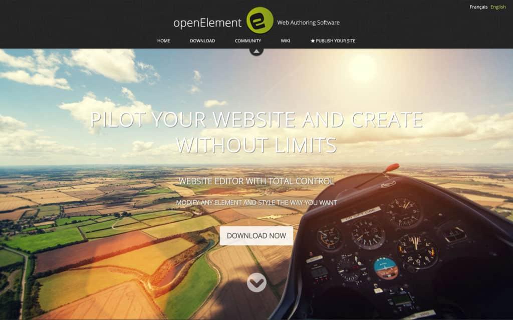 openElement