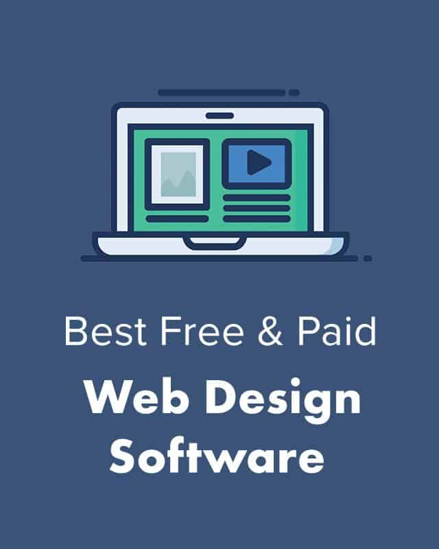 Web Design Software Best