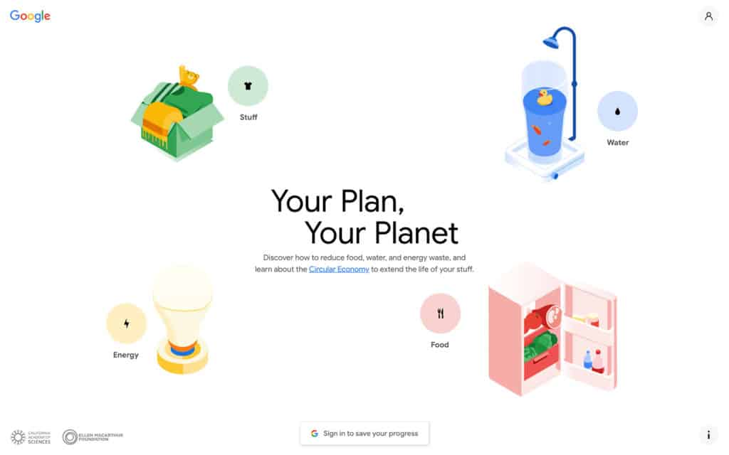Jouw plan, jouw planeet