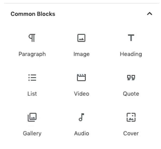Common-Blocks