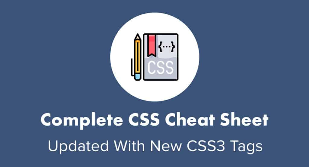 Complete-CSS-Cheat-Sheet-PDF