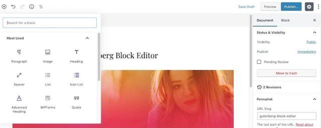 Gutenberg-Toolbar-Blocks