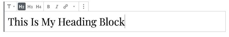 Rubriek-blok
