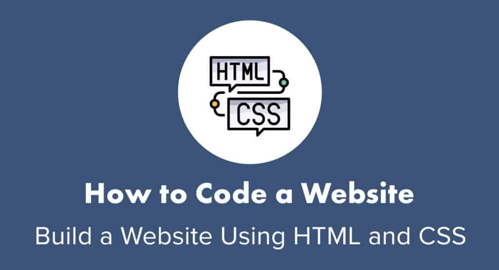 How to Code a Website