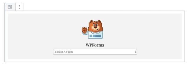 WPForms-Block