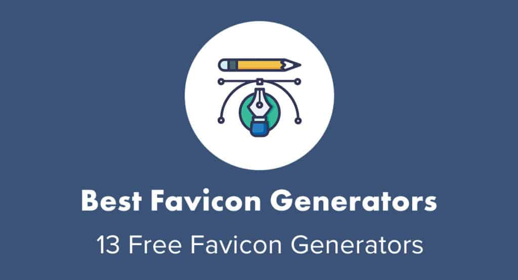 Best free favicon generators