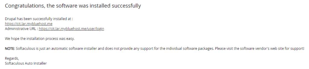 bh drupal install 8