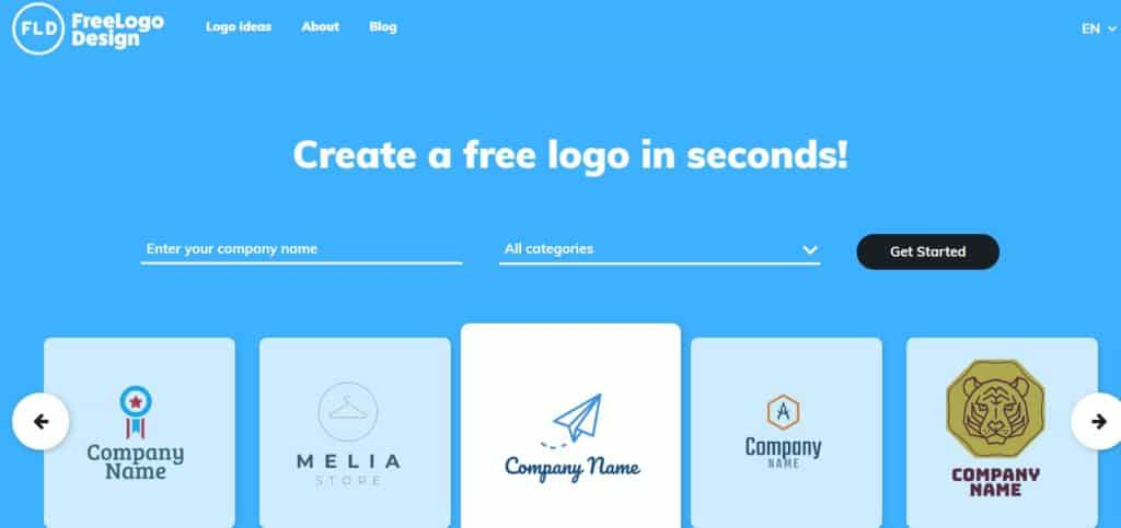 15 Best Free Online Logo Makers Generators Websitesetup Org