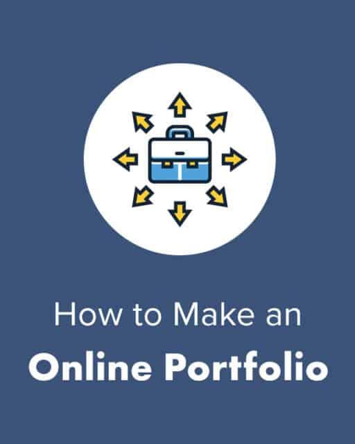 how-to-make-an-online-portfolio