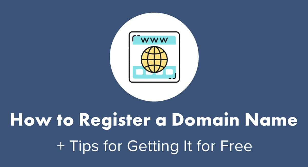 free domain name for 1 year