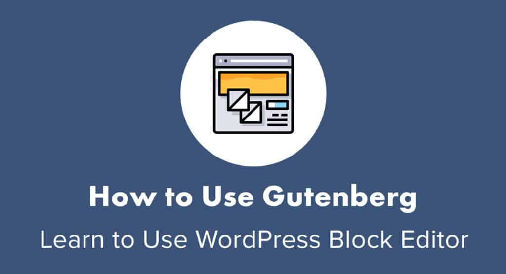 how to use gutenberg blocks