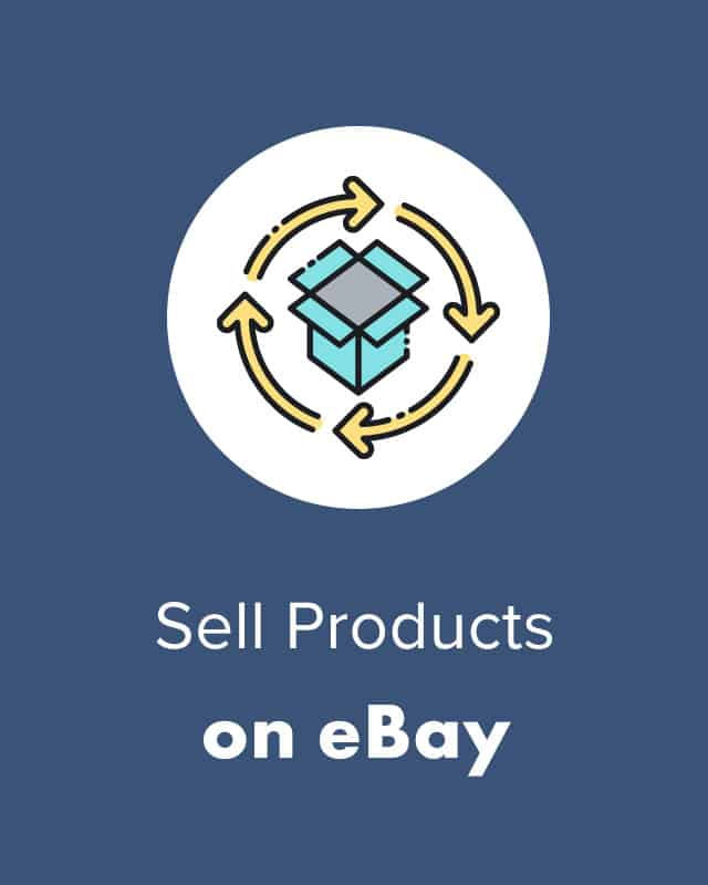 Sell Products on eBay