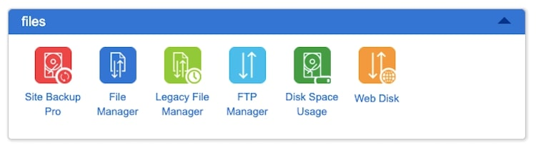 Bluehost File FTP
