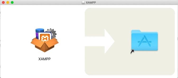 Load XAMPP