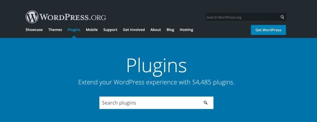 WordPress.com vs WordPress.org: plugins