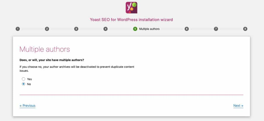Yoast - Authors