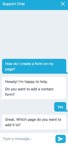 WordPress Live Chat Support