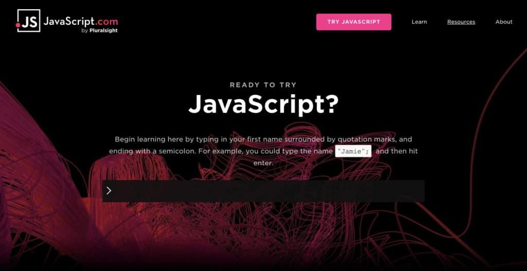 JavaScript Pluralsight