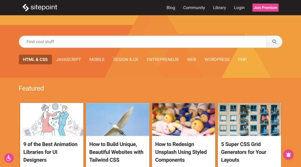 SitePoint Blog Roundups