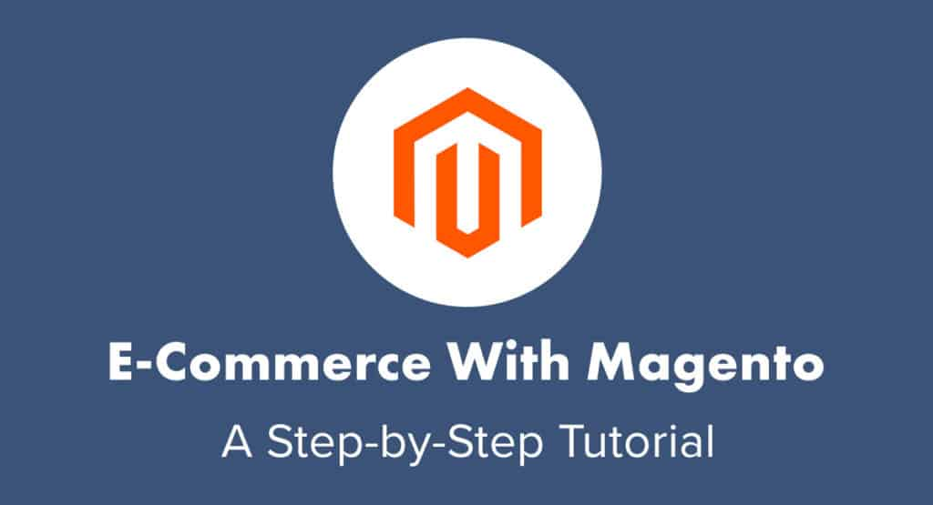 E-Commerce Website With Magento