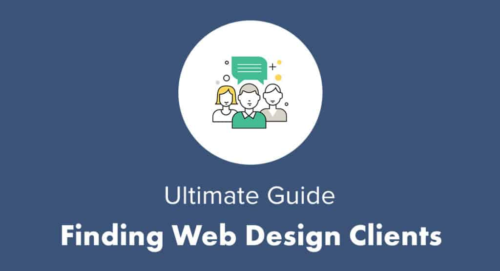 Finding Web Design Clients