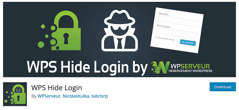 WPS Hide Login