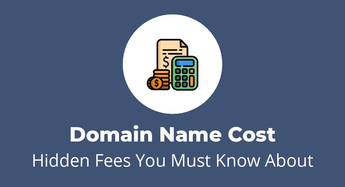 How Much Does a Domain Name Cost | websitesetup.org