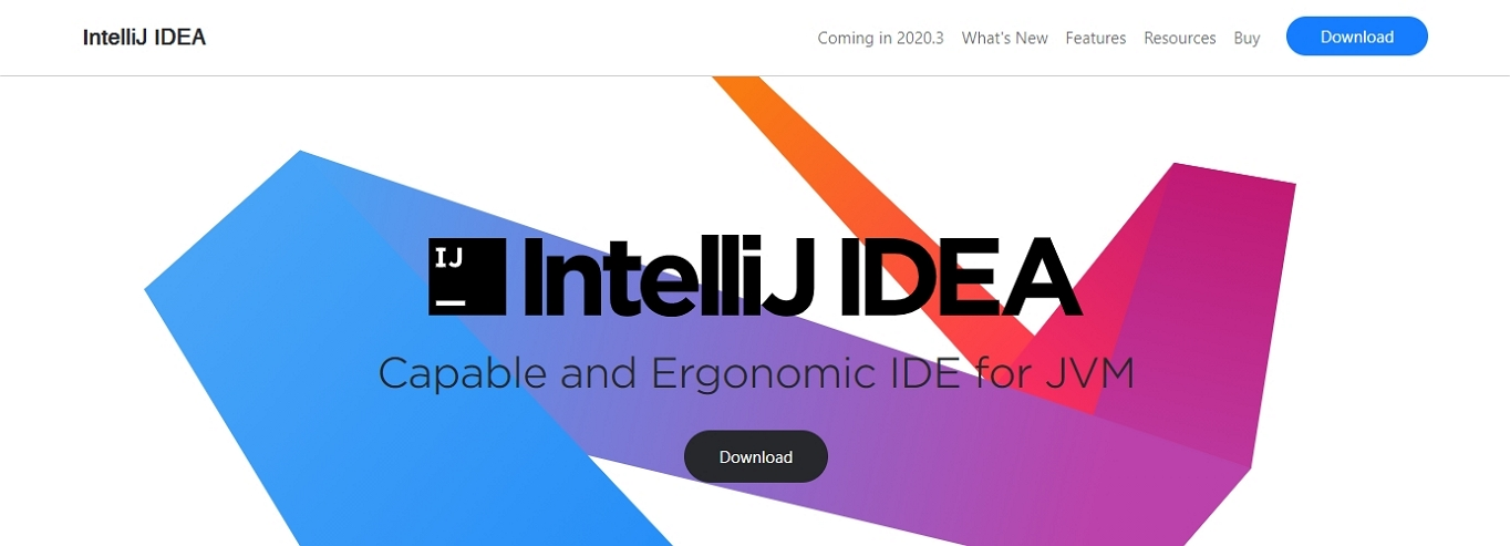 One of the best IDE for web development, IntelliJ IDEA.